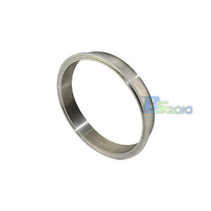 """1x 219MM 8"""" OD Sanitary Weld on Ferrule FitsTri Clamp 8"""" Stainless Steel SS316"""