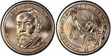USA Benjamin Harrison 1 One Dollar 2012 D $1 US United States America Coin UNC