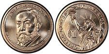 USA Benjamin Harrison 1 One Dollar 2012 P $1 US United States America Coin UNC