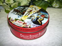 Victorian Tin Box Collin Street Bakery 100th Year 1896 - 1996