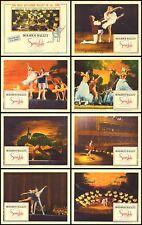 Swan Lake 11x14 movie posters Bolshoi Ballet original 1960 lobby card set