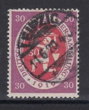 Gestempelte Briefmarken aus dem deutschen Reich (1919-1923) als Einzelmarke