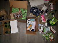 25-tlg Überraschung Paket Flohmarkt Sonderposten Restposten drogerie