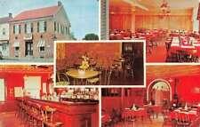Ste Genevieve Missouri Old Brick Tavern Multiview Vintage Postcard K90369