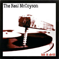 THE REAL McCOYSON Let It Drill LP . los chicos beasts of bourbon jon spencer
