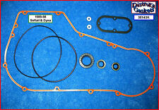 Beaded Primary Cover Gasket & Seal Kit, 89-99 Evo Softail & Dyna, ref. 60539-89