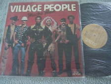 "VILLAGE PEOPLE MACHO MAN LP RECORD 12"" VINYL"