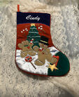 Estate Sale Christmas Stocking Pre Owned