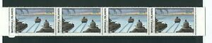 Marshall Islands SC # 285 Siege Of Moscow, Strip Of Four  .MNH