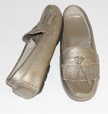 COLE HAAN *SOFT LEATHER* COMFORT~TRAVEL~OFFICE~DRIVING LOAFERS~SLIP-ON SHOES~6B