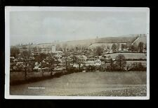 Somerset CARHAMPTON General view used 1913 RP PPC by Bert Hole of Watchet