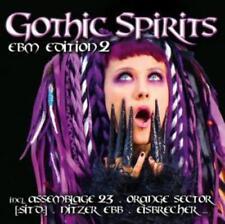 Gothic Spirits EBM Edition 2 von Various Artists (2010)