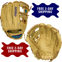 "Wilson A2000 Limited Edition 11.75"" 1787  Special Edition Infield Baseball Glove"