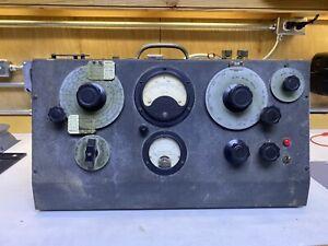 Boonton Q Meter, Vintage, Untested