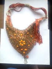 Cesare PACIOTTI 1990 Pirata Borsa a mano Jeweled vintage