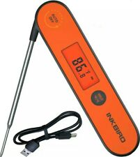 New listing Waterproof Digital Inkbird Wireless Bbq Instand Read Charging Iht1P Thermometer
