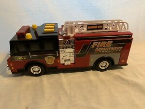 Tonka Hasbro Funrise Fire Truck w/ Sounds &  Lights - preowned  2014