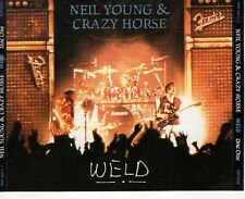 CD NEIL YOUNG & CRAZY HORSE	weld	2CD EX-   (B3865)