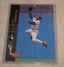 1994 Upper Deck 5 x 7 Blow Ups #224 Ken Griffey Jr. Seattle Mariners Jr. New