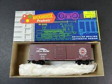 Roundhouse #1084  HO Seaboard Railroad 24116  40' Roundtop Box Car Built Kit