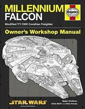 Millennium Falcon Manual: Modified YT-1300 Corellian Freighter by Ryder Wyndham (Hardback, 2011)