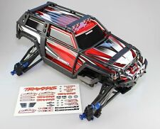 Traxxas 1/10 4WD Summit Complete Rolling Chassis w/ Body ExoCage Roller 56076 56