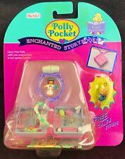 Polly Pocket Glitter Wedding Book Locket Necklace Bracelet NEW MOC 1995 RARE