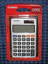 CASIO Invader Game Calculator Dentaku LCD G&W Game Watch SL-880-N LSI JAPAN F/S