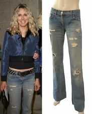 DOLCE & GABBANA Destroyed Boyfriend Jeans 40 US 4
