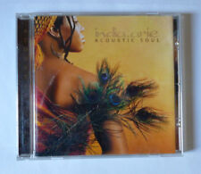 INDIA  ARIE - ACOUSTIC SOUL 2001 CD ALBUM  - ACCEPTABLE CONDITION