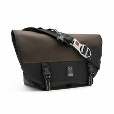 Chrome Mini Metro 20.5L Messenger Bag - Java / Black