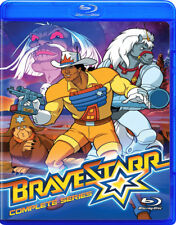 BraveStarr Complete Series 1-65 ~ Blu-Ray 80's Cartoon TV Animated