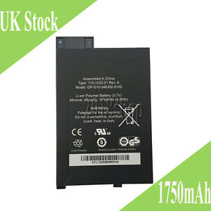Battery 170-1032-01 GP-S10-346392-0100 for Amazon Kindle 3 Keyboard D00901