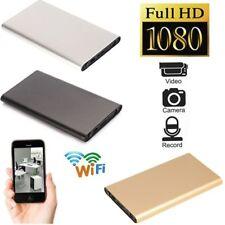 Mini WIFI 1080P HD Spy Hidden IP Camera Power Bank Wireless Video Recorder Cam