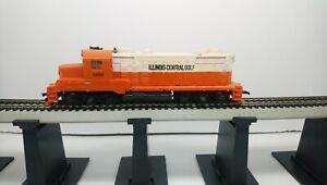 Tyco HO Train Illinois Central Gulf EMD GP20 Powered Diesel Locomotive