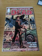 The Walking Dead #1 10th Tenth Anniversary Issue VF/NM SIGNED by Tony Moore