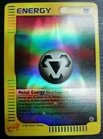 POKEMON - Metal Energy 159/165 - Reverse Holo Expedition - ENGLISH #NSF3