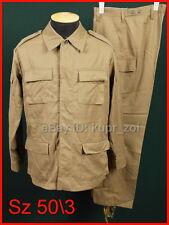 Sz.48-4 COTTON AFGANKA Soviet sand camo field uniform kgb gru