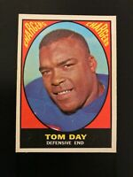 1967 Topps Tom Day #117 San Diego Chargers