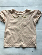 Baby Girls Clothes 18-24 Months - Cute Spotted Top By Mamas & Papas 🐹🐹🐹