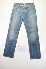 Levi's 627 Straight Fit (Cod. E1377) Tg45 W31 L32 jeans usato Vita Alta vintage