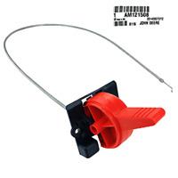 John Deere Original Equipment Push Pull Cable #AM121508