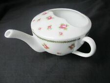 More details for invalid drinking vessel / cup,with floral decoration,20th century