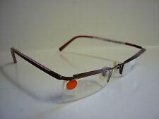 Genuine Designer 1/2 rim Glasses Frames FCUK French Connection OFK5002 Ref: 1092