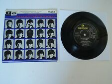 THE BEATLES EP ' Extracts from the film ' A HARD DAY'S NIGHT ' 1st Press Ex