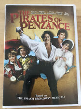 The Pirates of Penzance DVD Musical Kevin Kline, Angela Lansbury,Linda Ronstadt