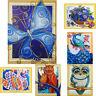 5D Special Shaped Diamond Painting DIY Partial Drill Cross Stitch Kits Crystal R