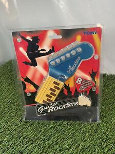 Kids Play Guitar Great Sound Like Real Tomy Guitar RockStar.
