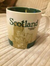 "STARBUCKS COLLECTOR SERIES MUG  ""SCOTLAND""  2009"
