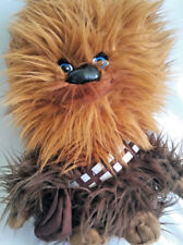 """Star Wars Chewbacca Plush Doll Toys 15"""" clean with pocket pouch"""